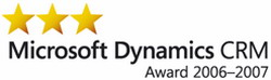 ЦМД-софт призер конкурса «Microsoft Dynamics CRM Awards»